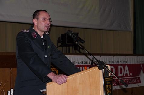 Gruswort des amtierenden Vorsitzende n des KFV ERZ e.V. Gunnar Ullmann
