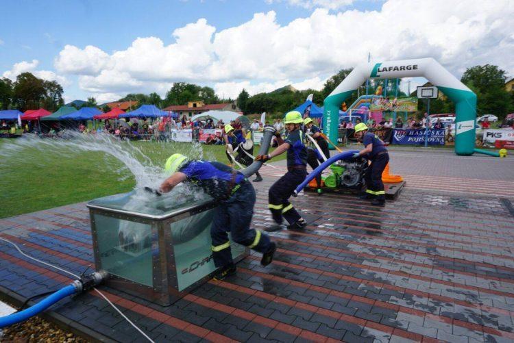 Wettkampfordnung für die Disziplin Löschangriff KFV ERZ - Stand 2012